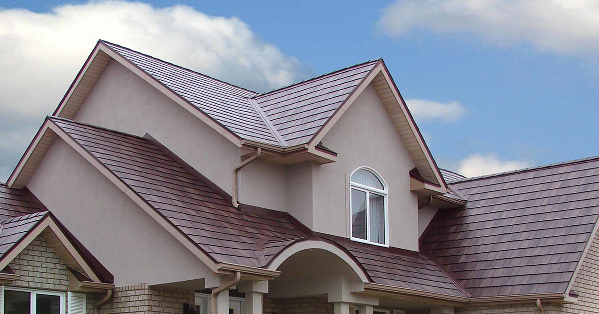 Energy saving metal roofs for Steel roof paint