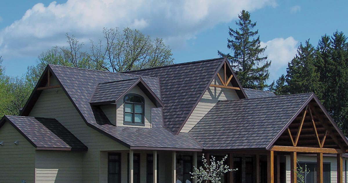 Build Home Value With Metal Roofing